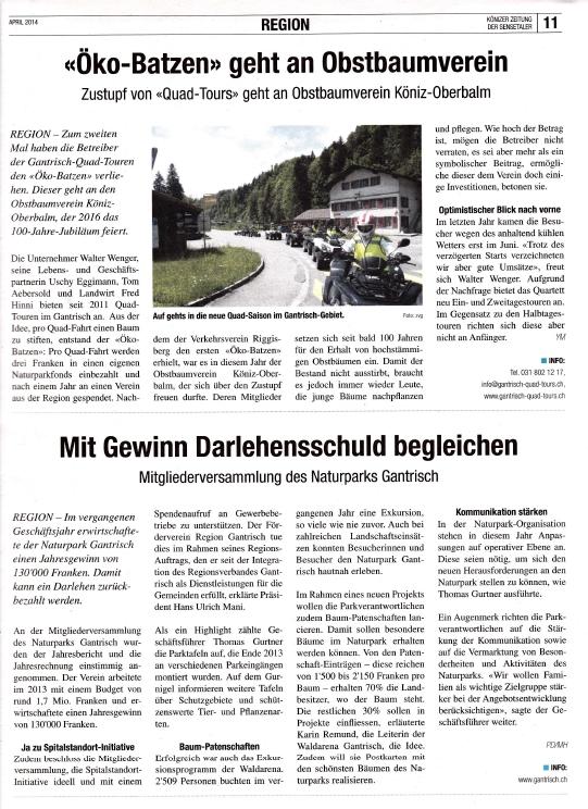 koenizerzeitungApril2014